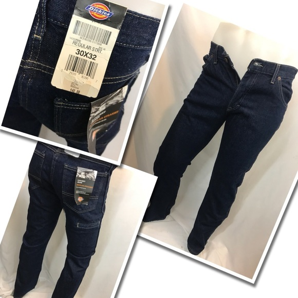 Dickies Other - Dickie 6 pocket  Blue Jeans Brand New 30X32